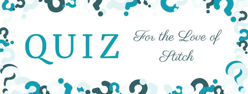 "Banner for the quiz ""For the Love of Stitch"""