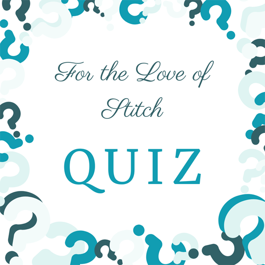"Take the ""For the Love of Stitch"" quiz"